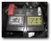 How To Change Replace Battery Toyota Camry 107