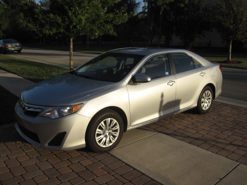How To Install Replace Headlight Toyota Camry