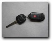 toyota tacoma key fob battery