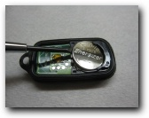 How to Change the Battery in a Toyota Key Fob, Replace the